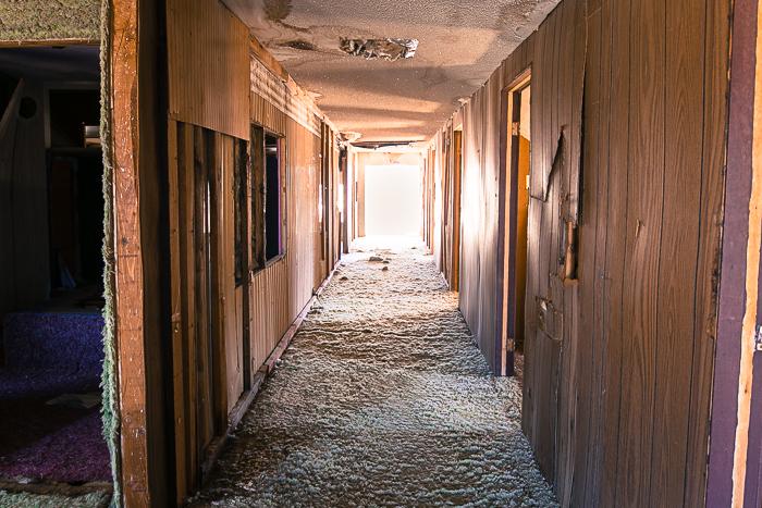 Janie's Ranch Hallway