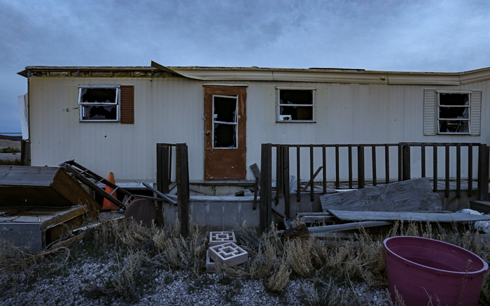 Abandoned Lazy B Guesthouse Ranch Brothel in Fallon, Nevada