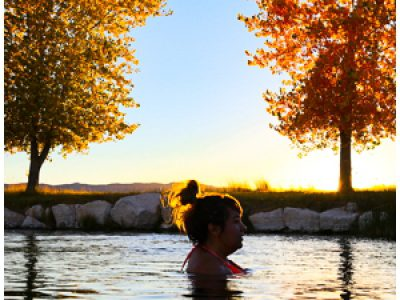 20 Nevada Hot Springs