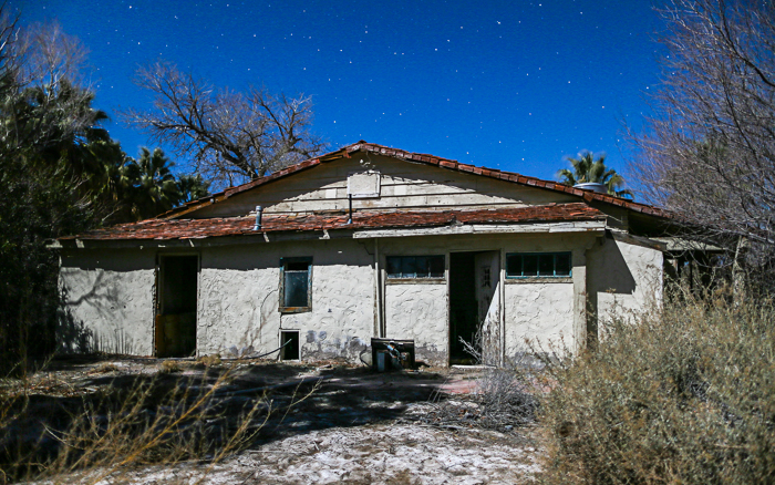 Ash Meadows Sky Ranch Abandoned Brothel, Nevada
