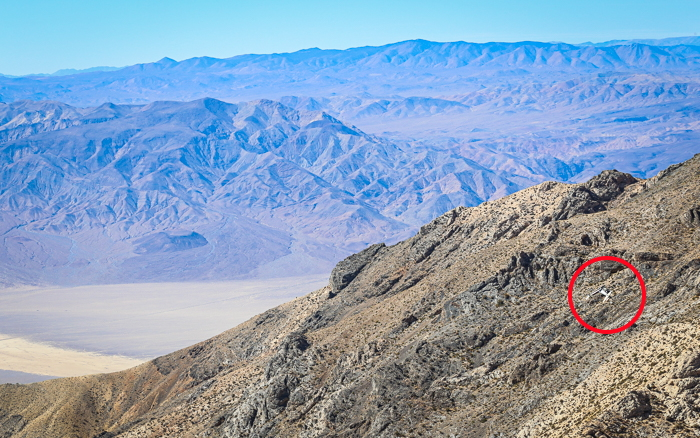 Death Valley's SA-16 Albatross Plane Crash Site.