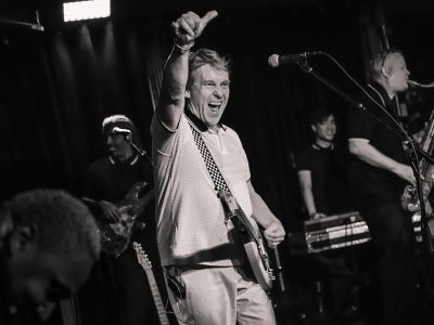 An interview with Dave Wakeling of The English Beat!