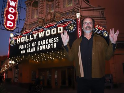 Alan Howarth - Live at Hollywood Theatre!