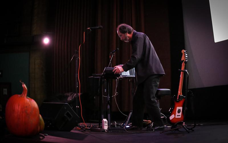Alan Howarth soundtrack live