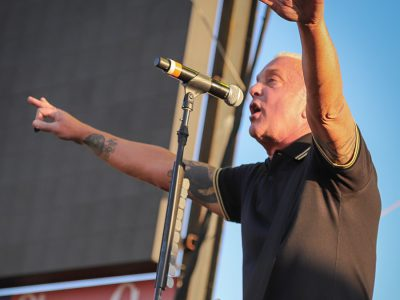An Interview with John Feldmann of Goldfinger