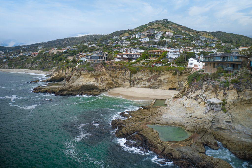 Laguna Beach Thousand Steps Beach Hidden Pools
