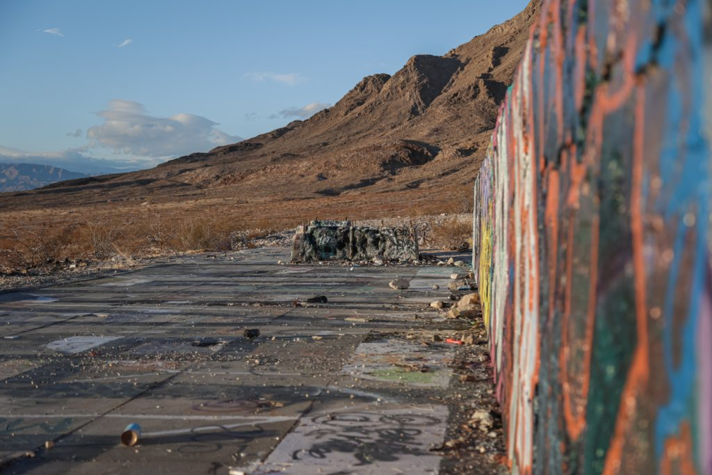 Frenchman Mine - Las Vegas Mining History