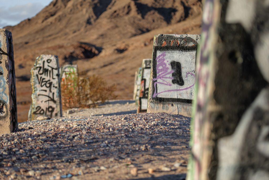 Frenchman Mine - Las Vegas, Nevada - Ghost Town