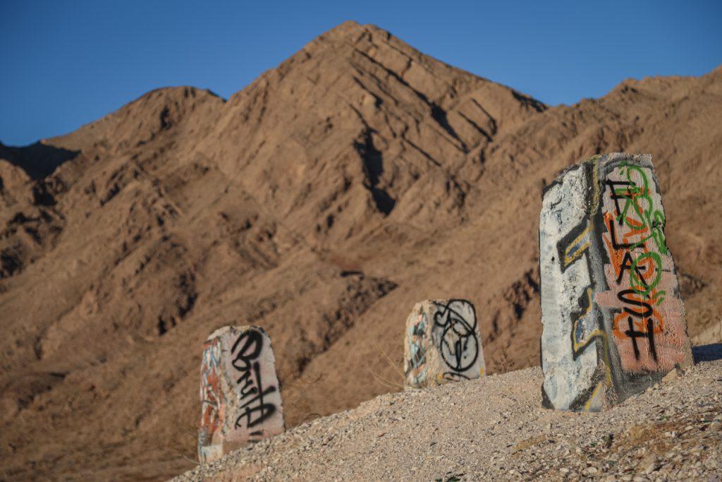Frenchman Mine - Las Vegas Wash - Mining Fraud