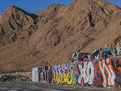 Frenchman Mine, Las Vegas